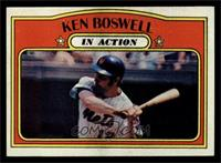 Ken Boswell (In Action) [EX MT]