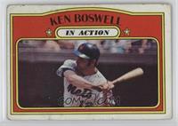 Ken Boswell (In Action) [Poor]