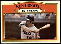 Ken Boswell (In Action) [VG EX]