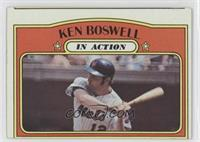 Ken Boswell (In Action) [Good to VG‑EX]