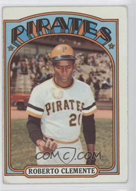 1972 Topps - [Base] #309 - Roberto Clemente