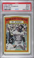 Roberto Clemente (In Action) [PSA 9 (OC)]