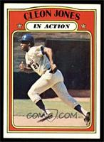 Cleon Jones (In Action) [VG EX]