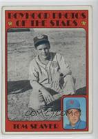 Tom Seaver (Boyhood Photos of the Stars) [Poor to Fair]
