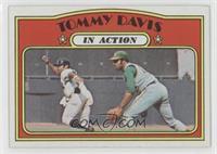 Tommy Davis (In Action) [GoodtoVG‑EX]