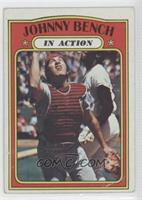 Johnny Bench (In Action) [GoodtoVG‑EX]