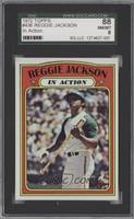 Reggie Jackson (In Action) [SGC88]