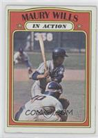 Maury Wills (In Action) [GoodtoVG‑EX]