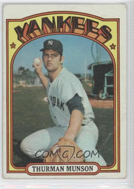 1972 Topps - [Base] #441 - Thurman Munson