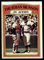 Thurman Munson (In Action) [EX MT]