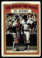 Thurman Munson (In Action) [GOOD]