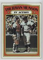 Thurman Munson (In Action) [Poor to Fair]