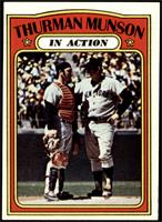 Thurman Munson (In Action) [VG]
