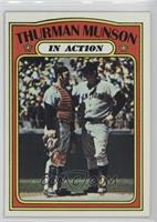 Thurman Munson (In Action)