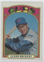 Glenn Beckert (Green under C and S in Cubs)