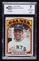 Willie Mays [BCCGVeryGood]