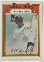 Willie Mays (In Action) [GoodtoVG‑EX]