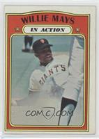 Willie Mays (In Action) [Good to VG‑EX]