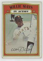 Willie Mays (In Action) [Poor to Fair]