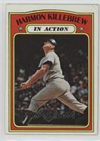 Harmon Killebrew (In Action) [Good to VG‑EX]