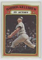 Harmon Killebrew (In Action) [Poor to Fair]