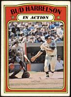 Bud Harrelson (In Action) [VG+]