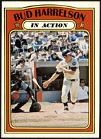 Bud Harrelson (In Action) [EXMT]