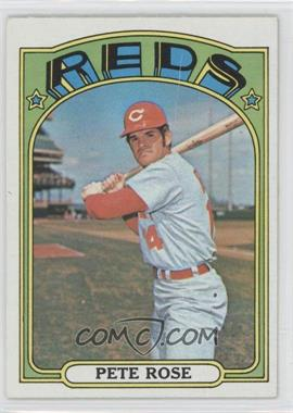 1972 Topps - [Base] #559 - Pete Rose