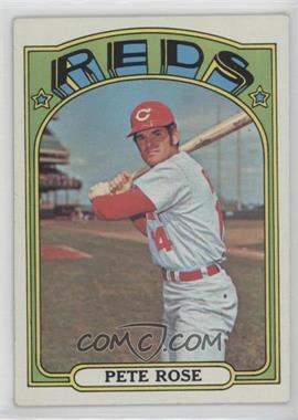 1972 Topps - [Base] #559 - Pete Rose