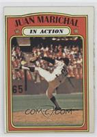Juan Marichal (In Action)