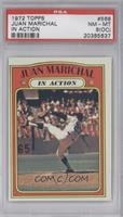 Juan Marichal (In Action) [PSA 8 (OC)]