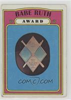 Babe Ruth Award [PoortoFair]