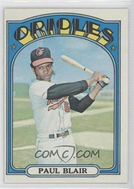 1972 Topps - [Base] #660 - Paul Blair