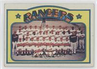 High # - Texas Rangers Team [GoodtoVG‑EX]