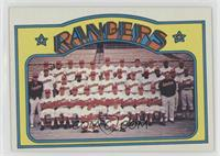 High # - Texas Rangers Team