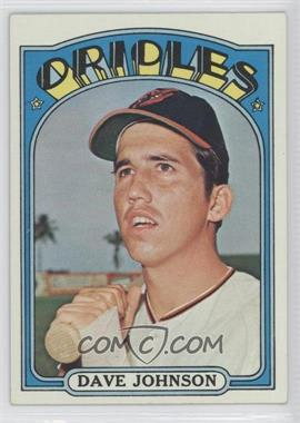 1972 Topps - [Base] #680 - Davey Johnson