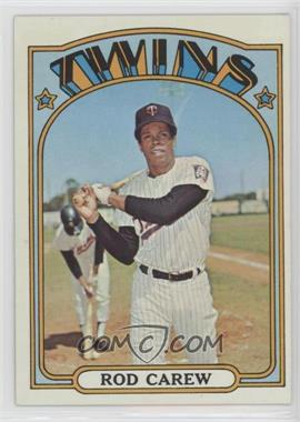 1972 Topps - [Base] #695 - Rod Carew