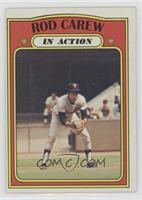High # - Rod Carew (In Action)