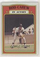 High # - Rod Carew (In Action) [Excellent]