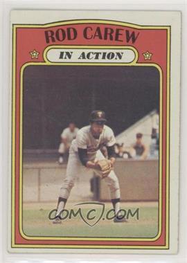1972 Topps - [Base] #696 - Rod Carew (In Action) [PoortoFair]
