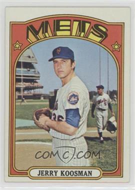 1972 Topps - [Base] #697 - Jerry Koosman