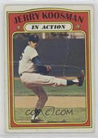Jerry Koosman (In Action) [Poor]