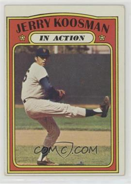 1972 Topps - [Base] #698 - Jerry Koosman (In Action) [Good to VG‑EX]