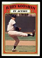 Jerry Koosman (In Action) [EX]