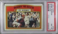 Bobby Murcer (In Action) [PSA8]