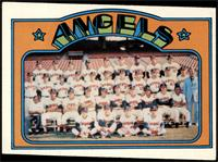 California Angels Team [EX]