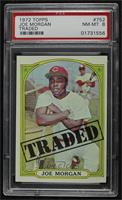 High # - Joe Morgan [PSA 8 NM‑MT]