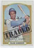High # - Frank Robinson [Noted]