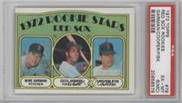 Red Sox Rookie Stars (Mike Garman, Cecil Cooper, Carlton Fisk) [PSA 6&nbsp…
