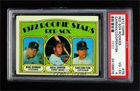 Red Sox Rookie Stars (Mike Garman, Cecil Cooper, Carlton Fisk) [PSA4&nbsp…